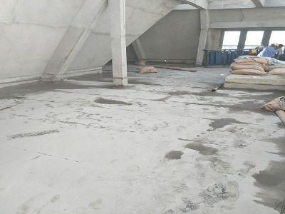 大都公馆betway955 com1.5高分子反应粘施工现场