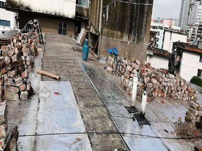 人民路公交车站宿舍楼betway955 com整体维修